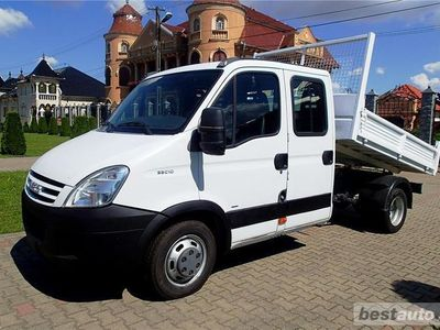 second-hand Iveco Daily 35C10 HPi Basculabil