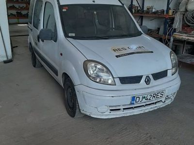 second-hand Renault Kangoo