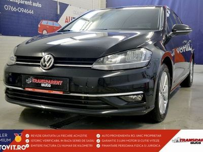 second-hand VW Golf din 2018