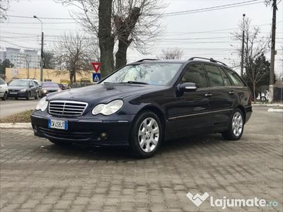 second-hand Mercedes C220 CDI Euro 4