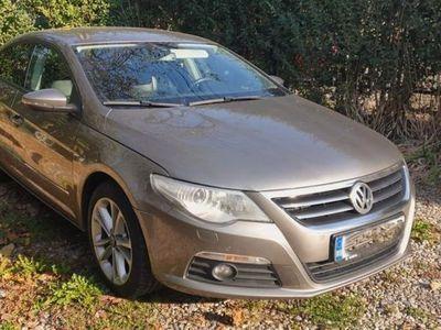 second-hand VW CC