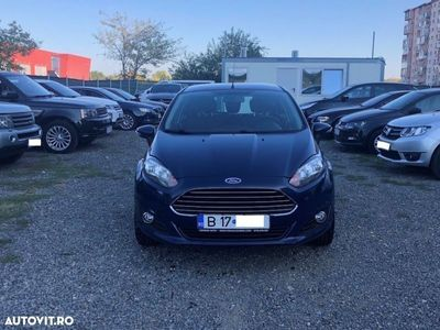 brugt Ford Fiesta Mk7