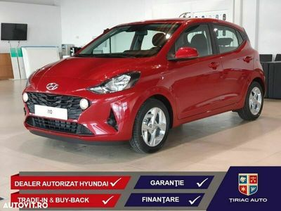 second-hand Hyundai i10 1.2