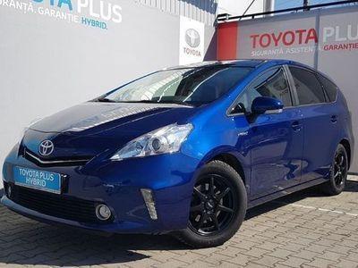 second-hand Toyota Prius+