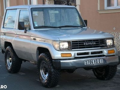 second-hand Toyota Land Cruiser 4x4 LJ 70, 2.4 TD diesel, an 1994