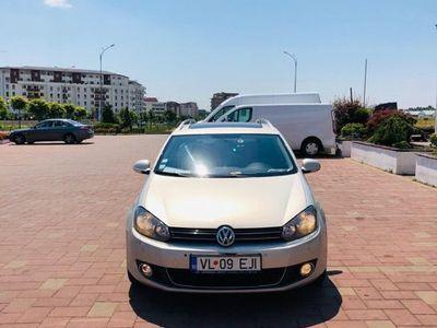 second-hand VW Golf VI