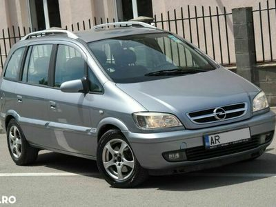 second-hand Opel Zafira 2.2