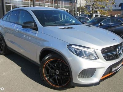 brugt Mercedes GLE350 GLE COUPEd 4MATIC Coupé