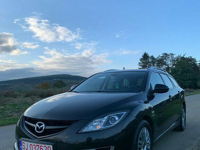 second-hand Mazda 6 2.0 Diessel 140 CP
