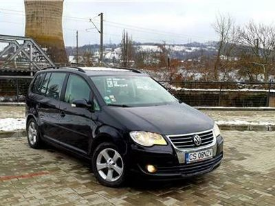 second-hand VW Touran 1.9 TDi 2008