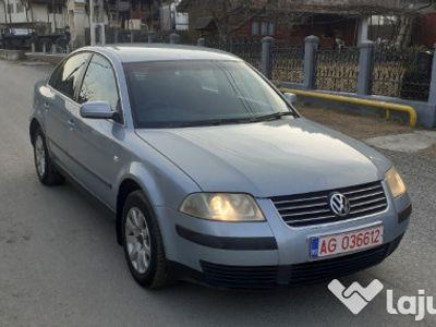 second-hand VW Passat an 2003 1.9tdi 131cp acte valabile