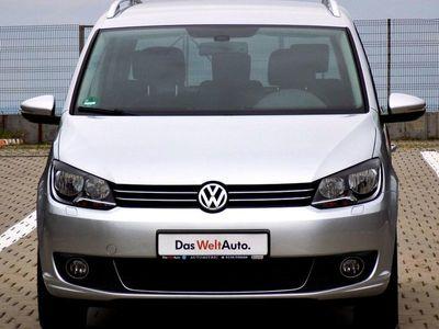 second-hand VW Touran Highline 2,0 TDI DSG