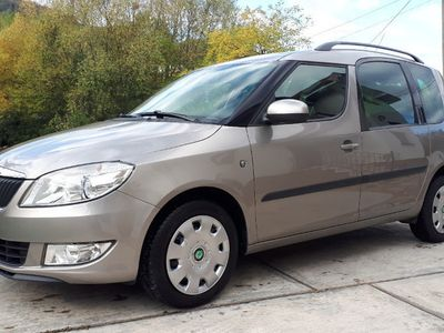 second-hand Skoda Roomster 1,6tdi 105cp euro5