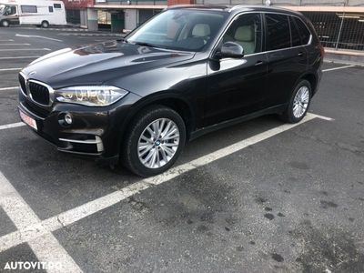 second-hand BMW X5 F15 3.0D 258cp 2015 85.000 km