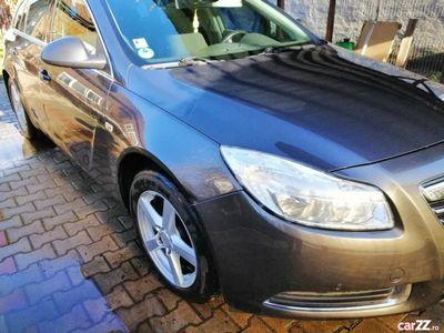 second-hand Opel Insignia Benzina+GPL