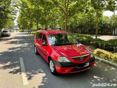 second-hand Dacia Logan MCV 7 Locuri 1.5DCI 75cp 2009 E4 intretinut