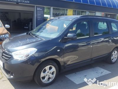 second-hand Dacia Lodgy 5 locuri impecabil