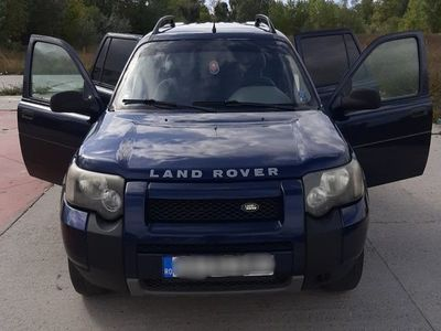 second-hand Land Rover Freelander Td4