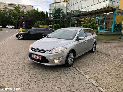 second-hand Ford Mondeo Mk4