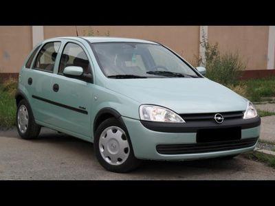 second-hand Opel Corsa C Comfort - an 2001, 1.0 (Benzina)