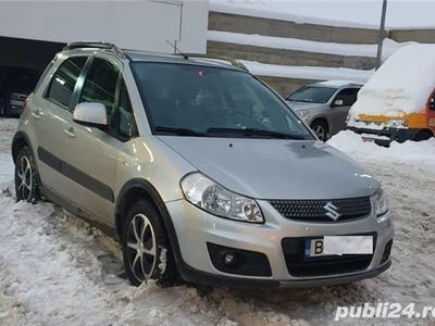 second-hand Suzuki SX4 2011 benzina + GPL EURO 5