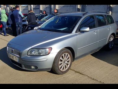 second-hand Volvo V50 - an 2006