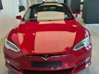 second-hand Tesla Model S