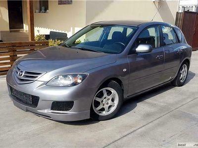 second-hand Mazda 3 Sport, 1600 cmc, benzina, euro 4