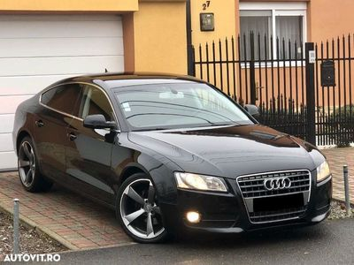 second-hand Audi A5 S Line 170 Cp An 2011 Multitronic Full Options 2.0 TDi
