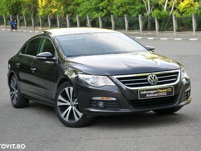 used VW CC
