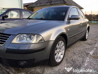 second-hand VW Passat 1.9 tdi, 96 kw, 131 de cai