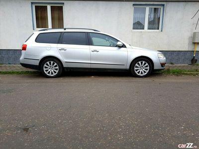 second-hand VW Passat b6 1.9