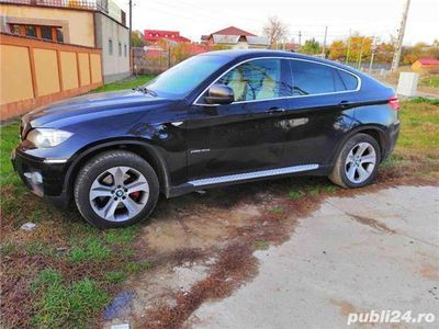 second-hand BMW X6 4.0d xdrive