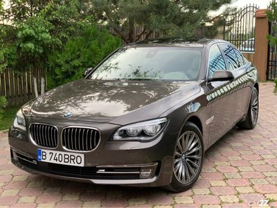 second-hand BMW 740 d 313 cp XDRIVE
