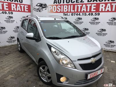 second-hand Chevrolet Spark 2011-EURO 5-Posibilitate RATE-