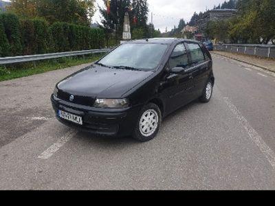 second-hand Fiat Punto 2001 1.2 benzina cu fiscal