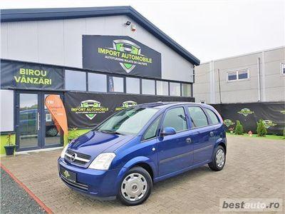 second-hand Opel Meriva - AUTOTURISME VERIFICATE TEHNIC / GARANTIE / LIVRARE