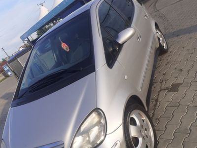 second-hand Mercedes 180 A class