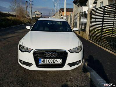 second-hand Audi A6 c7 2014 3.0 tdi