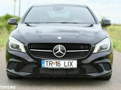 second-hand Mercedes CLA220