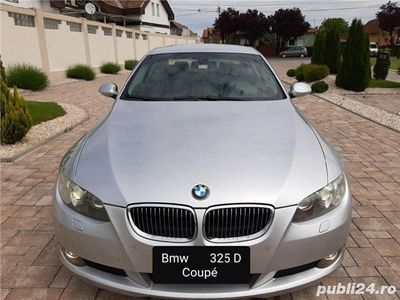 second-hand BMW 325 Seria D Coupé