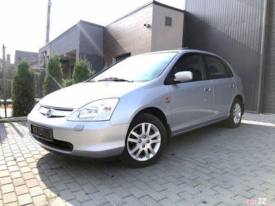second-hand Honda Civic 1.6 benzina Vtec 110 cai *Clima *Euro 4 *Trapa *