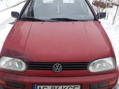 second-hand VW Golf III Golf