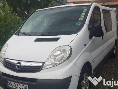 used Opel Vivaro 2010