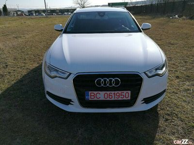 second-hand Audi A6 ultra h-up stronic