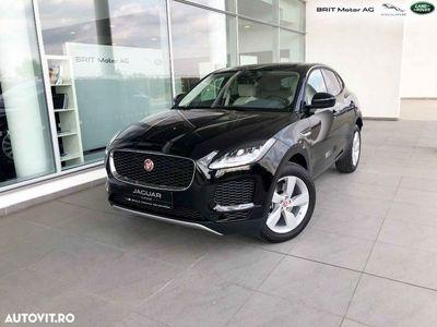 second-hand Jaguar E-Pace