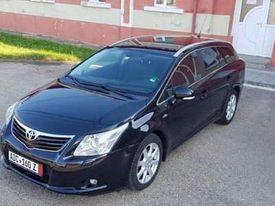 used Toyota Avensis 2011 177 cp 154000 km