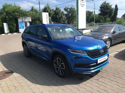 second-hand Skoda Kodiaq RS 2.0 TDI 4x4 DSG