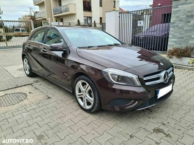 second-hand Mercedes A200