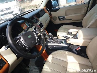 second-hand Land Rover Range Rover 3.0D